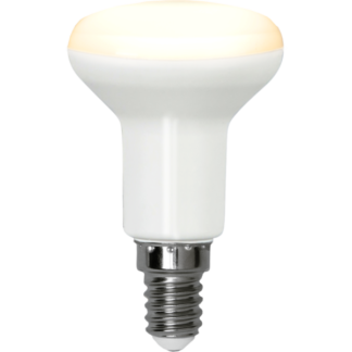 LED-lampa E14 R50 Reflector Opaque