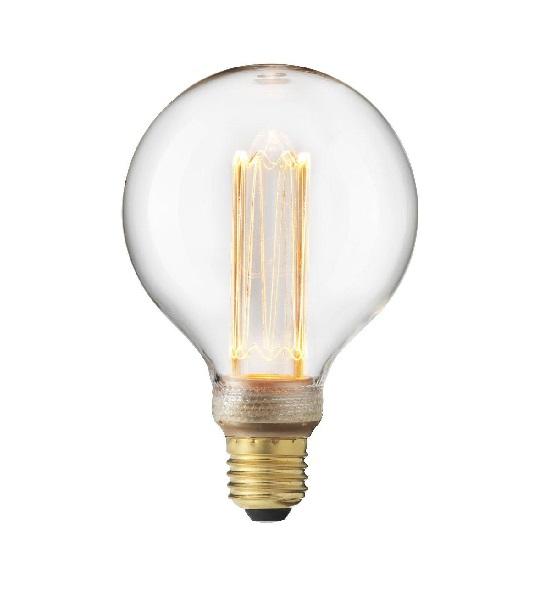 LED-lampa Future E27 Dekoration
